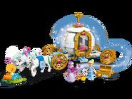 43192 Le carrosse royal de Cendrillon 2