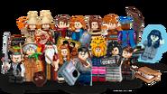 71028 Minifigures Série 2 Harry Potter