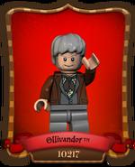 Carte Mr Ollivander-10217