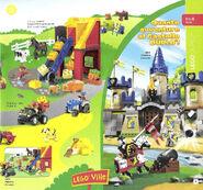 Catalogo prodotti LEGO® per il 2009 (seconda metà) - Pagina 09