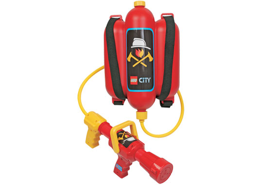 EL771 City Firefighter Water Blaster