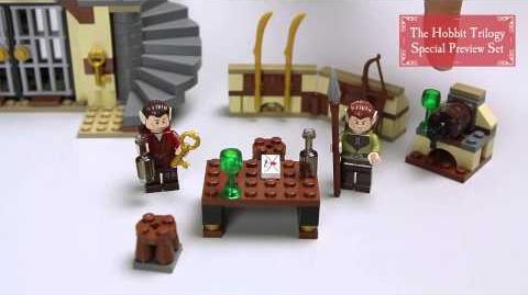 LEGO® The Hobbit™ 79004 Barrel Escape-0
