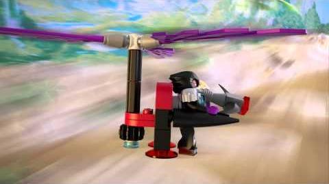 LEGO Chima - 70007 Eglorova dvojkolka