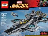 76042 The S.H.I.E.L.D. Helicarrier