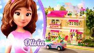 Olivia Publicité 2012