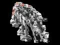10195 Le Republic Dropship avec l'AT-OT Walker 4