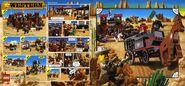 1996 large UK catalog western pages with sheriff duke
