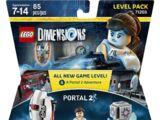 71203 Portal 2 Level Pack