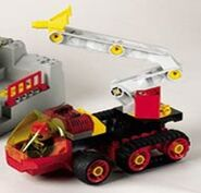 Action Wheelers Fire Truck