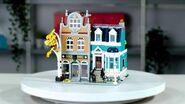 LEGO Creator Expert Bookshop 10270 Exclusive Designer Interview