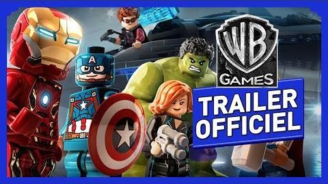 LEGO Marvel's Avengers - Bande Annonce Trailer Officiel E3! Marvel