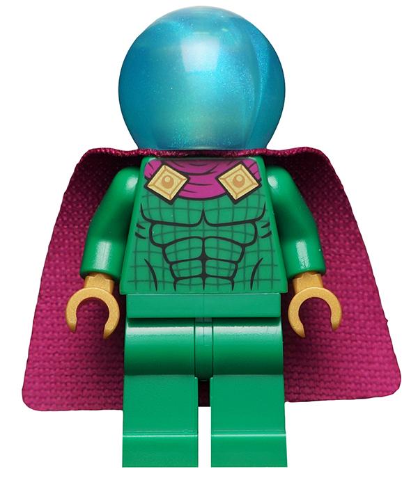 Mister Negative Henchman movie minifigure TV show Marvel Comic toy figure!