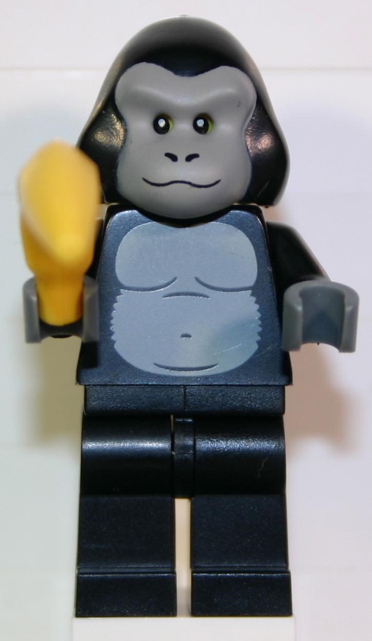Gorilla-Mann