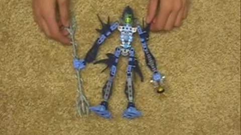 Bionicle Review Glatorian Legends Kiina