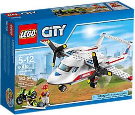 LEGO City Ambulance Plane.png
