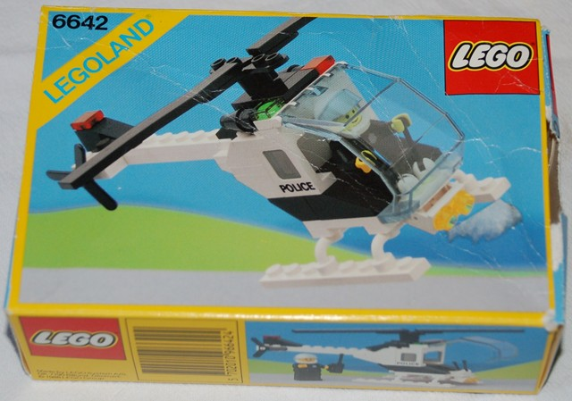 6642 Police Helicopter