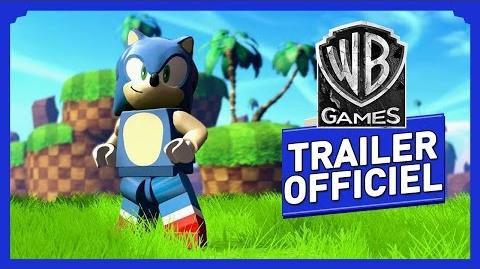 LEGO Dimensions - Pack Aventure Sonic The Hedgehog - Trailer Officiel