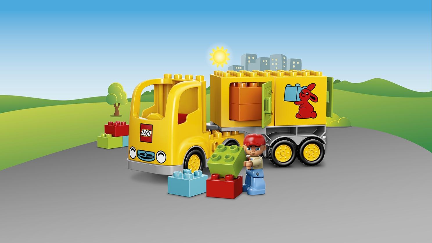 10601 Le camion LEGO DUPLO