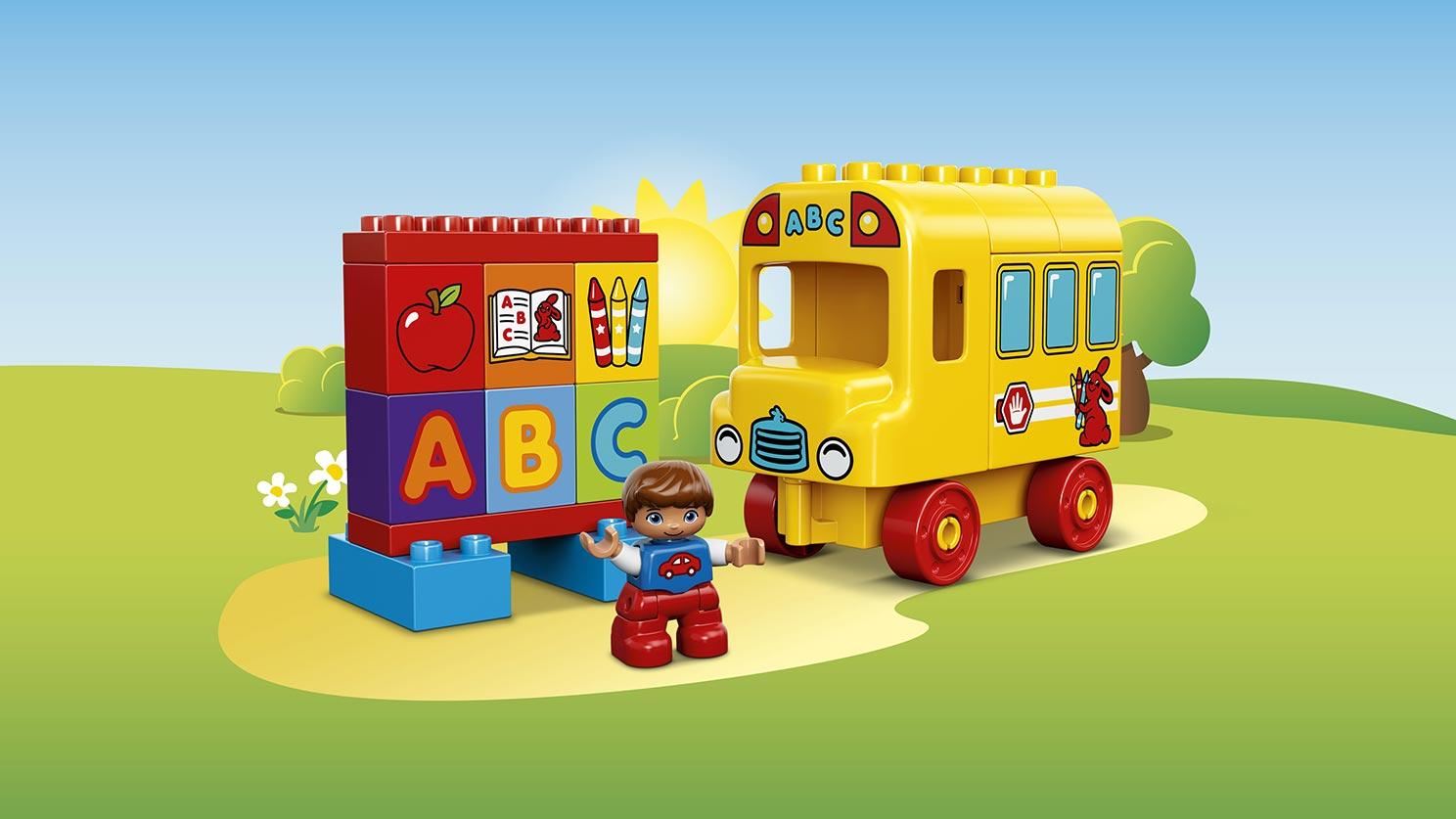 10603 Mon premier bus