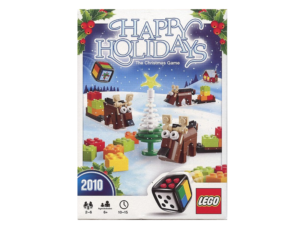 2010 Happy Holidays : The Christmas Game