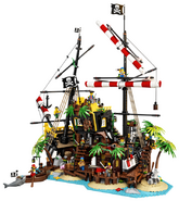 21322 Les pirates de la baie de Barracuda 3