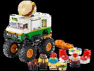31104 Le Monster Truck à hamburgers