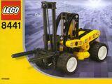 8441 Fork-Lift Truck