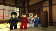 Ninjas diaboliques 2-Les ennuis n'arrivent jamais seuls