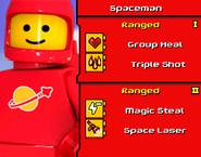 Space man ninjago