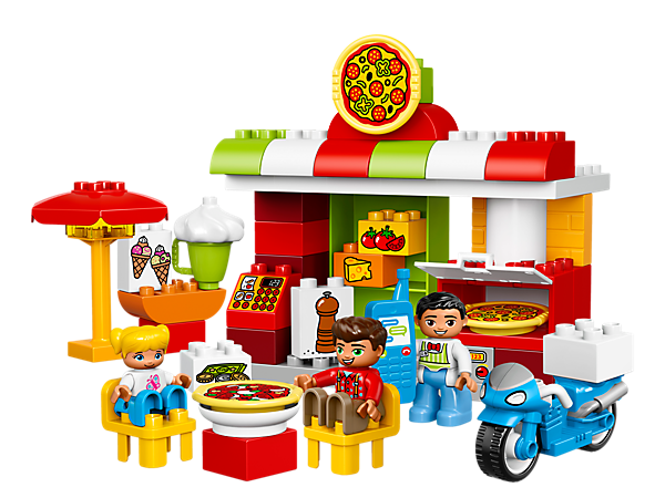 10834 La pizzeria