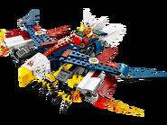 70142 Le planeur Aigle de feu d'Eris 2