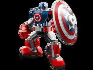 76168 L'armure robot de Captain America 2