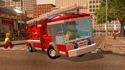 Lego City U Fire Engine 01