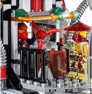 Lego Ninjago Ronin R.E.X. 8