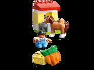 10951 L'écurie et les poneys 5