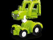 10952 La grange, le tracteur et les animaux de la ferme 5