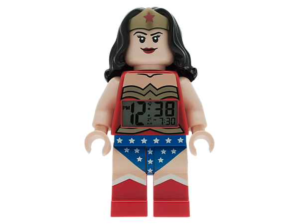 5004600 Réveil Wonder Woman