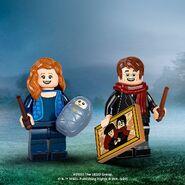 71028 Minifigures Série 2 Harry Potter 11