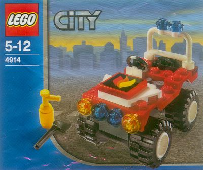 4914 Fire Chief's Car