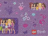 4659599 Friends Sticker Sheet