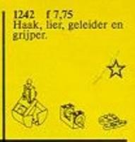 1242 Crane Grab and Winch