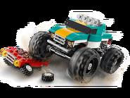 31101 Le Monster Truck 2