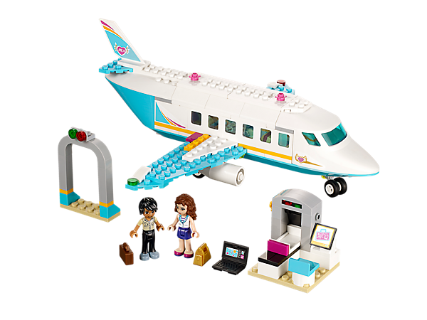 41100 L'avion privé de Heartlake City
