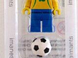 4494983 Football Magnet Set