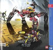 Catalogo prodotti LEGO® per il 2009 (seconda metà) - Pagina 75