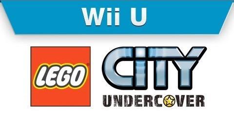 LEGO City Undercover Trailer