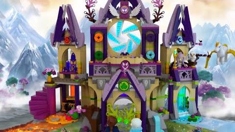 Mysterious Sky Castle - LEGO Elves - 41078 - Product Animation