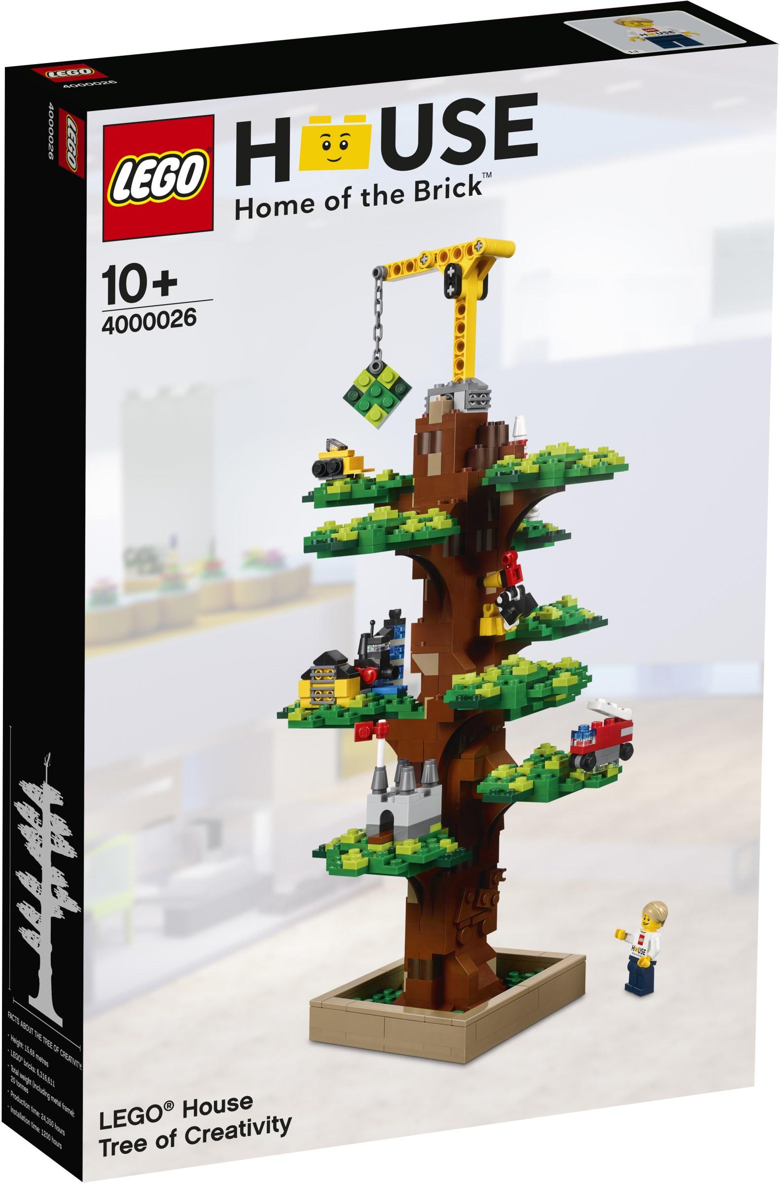 4000026 LEGO House Tree of Creativity
