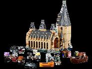 75954 La Grande Salle du château de Poudlard