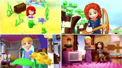 LEGO Brand Disney Princess Fairy Tale Adventure - Merida